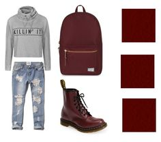 """""""School day"""" by holleelynne-1 ❤ liked on Polyvore"""