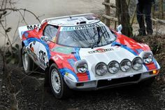A taste of Racing Sport Cars, Race Cars, Automobile, Martini Racing, Lancia Delta, Pretty Cars, Rally Car, Car And Driver, Courses