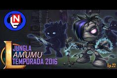 AMUMU JUNGLA como pega la momia Ep. 22 - League of Legends en español