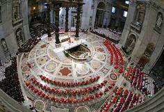 Conclave as pressas