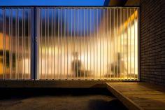 Casas modernas de 무회건축연구소