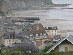 Arromanches les bains Normandy