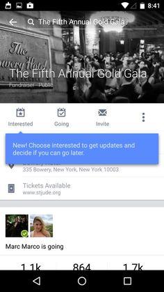 Facebook Design Patterns - Pttrns Facebook Android, Hack Facebook, Fb Hacker, Hack Password, Facebook Platform, Android Design, Fundraising, Mobile App, Design Patterns