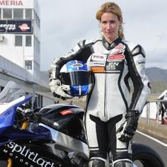 Jenny Tinmouth - English - Regular British Superbike rider
