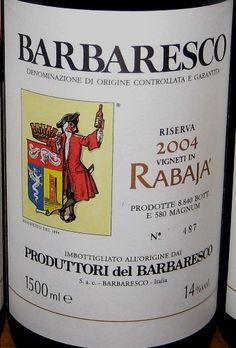 The Barbarescos of Produttori del Barbaresco, the world's best wine co-op!