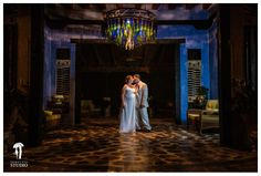 Location, location, location…  The location that a couple chooses for their wedding celebration is very important for great photographs.