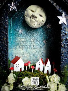 Moony House Shrine - Nichola Battilana