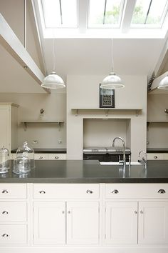 Bespoke Kitchens - Shaker Kitchens - deVOL Kitchens | Handmade English Furniture