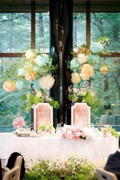 Paper Flower ♡ WeddingParty ideas