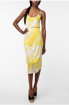 Cooperative Summer Breeze Midi Dress, $59.00