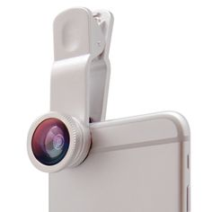 Pack de lentes clip 3x smartphone y tablet universal