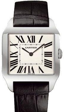 85b3d8b6220 Cartier Santos-Dumont Relógios Cartier Femininos