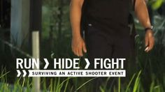 Video: Run, Hide, Battle to endure active shooter occasion - http://www.longislandguide.com/video-run-hide-fight-to-survive-active-shooter-event/ Let pals in your social media network understand exactly what you read about The FBI is highlighting an educational video just recently produced by the Houston Mayor's Workplace of Public Security and Homeland Security developed to inform the general public on exactly what to do in case of an active shooter circumstance. The http://