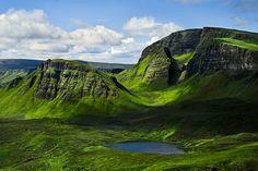 Trotternish, Isle of Skye