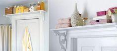 11 ideas para aprovechar el espacio en baños pequeños   Notas   La Bioguía