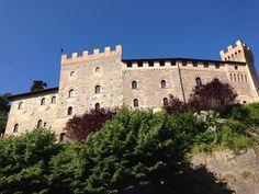 Castello Pallotta di Caldarola #castelli #italia #lemarche #viaggi #cultura #architettura