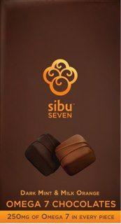Sugar Pop Ribbons Reviews and Giveaways: Sibu Omega-7 Chocolates Review & Giveaway