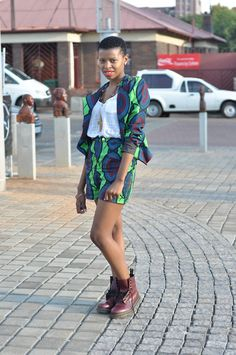 ♡Its African Inspired