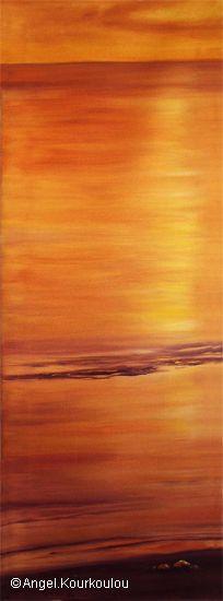 FAREWELL IV, oil on canvas, 80x25cm, 2006 Hardwood Floors, Flooring, Art Series, Angel Art, Oil On Canvas, Texture, Crafts, Wood Floor Tiles, Surface Finish