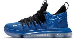 9e6b383132f Nike Zoom KDX LE Big Kids  Basketball Shoe Size 3.5Y (Blue) Exclusive