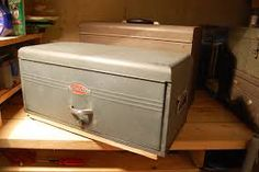 Image result for 1950's Mechanics Toolbox Mechanic Tool Box, Toolbox, 1950s, Image, Tool Box