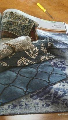 Pottery Barn carpets