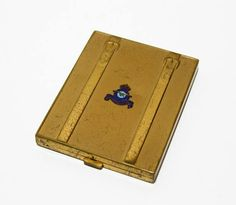Royal Canadian Air Force Compact Case World War 2 Brass Air Force, Compact, Vintage Items, Brass, Unique Jewelry, War, Etsy, Shopping, Luftwaffe