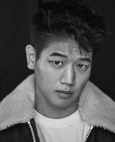 Ki Hong Lee - new photoshoot
