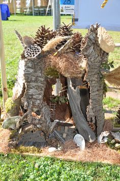 cast fairy houses | Join THE FAIRY HOUSES CLUB and see even more fun pictures – just for ...
