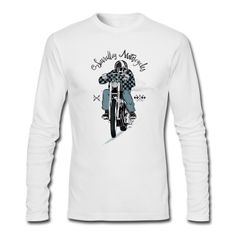 Savallas Motorcycles Langarm-Shirt | Savallas