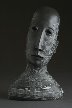 Amanda Shelsher Art -- Over looking Maylands - 2009,  Photo Bill Shaylor