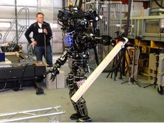 A team of roboticists at MIT is preparing Atlas, a humanoid robot that can climb stairs, open doors, and even drive a car