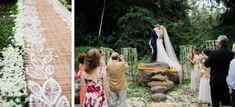 Boho Wedding Aisle The Bride Wedding Bride, Boho Wedding, Wedding Ceremony, Bohemian Wedding Decorations, Bohemian Weddings, Groom's Speech, Aisle Style, Pantone Color, Wedding Trends