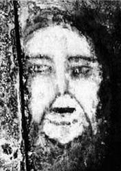 The Belmez Faces            In 1971, in the small Spanish village of Belmez, Maria Pereira claimed a human face spontaneously appeared on her cement kitchen floor. It wasn't long before she destroyed the floor and replaced it - and  a new face promptly appeared.