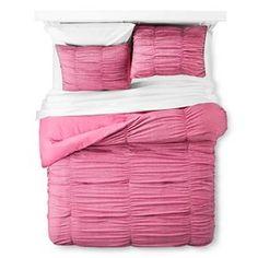 Chambray Textured Comforter Set - Xhilaration™