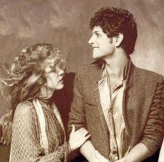 Stevie Nicks + Lindsey Buckingham