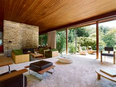 Home Decoration Crafts VS Interior Architecture, Interior And Exterior, Chinese Architecture, Futuristic Architecture, Interior Modern, Western Style, My Ideal Home, Mid Century House, Richard Neutra
