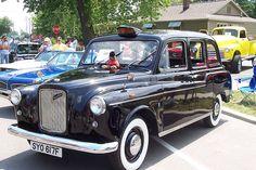 Austin FX4 London Taxi (1)  | Car photo