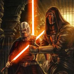 Though now just legend, the lore between these 2 characters is amazing #revan #malak #swtor #starwars #starwarstheclonewars #starwarscelebration #sith #jedi