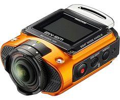 Ricoh WG-M2 Action Cam ultragrandangolare con risoluzione 4k. Cerca l'offerta migliore su idealo.it