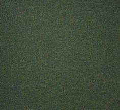 Arthur's Seat Wool Fabric A durable melange wool fabric in khaki green.