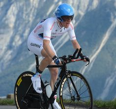Andrew Talansky - Tour de Romandie, stage 5 by Team Garmin-Barracuda, via Flickr