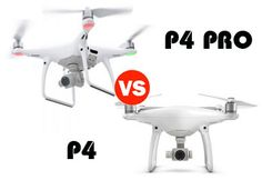 Phantom 4 Pro vs Phantom 4 – Should I Upgrade? Both Phantom 4 and Phantom 4 Pro are listed among the best drones that are currently available on the market.