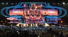 awards stage set design