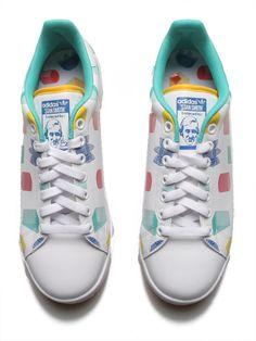 wholesale dealer e5612 b8482 adidas Originals - Easter Gazelle  Graph Stan Smith - SneakerNews.com