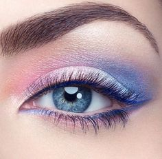 I think i can make this happen with silver violet shadowsense, pinkberry blushsense, and pink opal shimmer shadowsense. Such a pretty spring eye look. www.theliplair.com