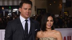 Channing Tatum Gave His Wife A Pedicure & It Started Trending On Facebook Because He's Perf