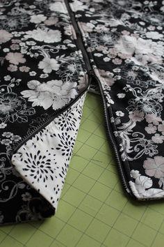 garment bag tutorial