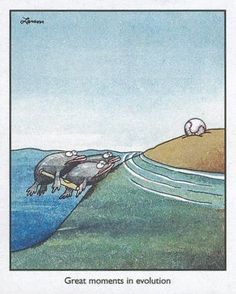 Gary Larson The Far Side cartoon