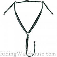 Zilco Deluxe Trail Breastplate Stainless Steel for $99.95 and free shipping.